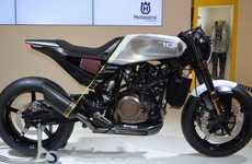 Split-Design Motorbikes