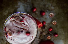 Festive Cranberry Cocktails