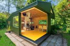 Elegant Off-Grid Shelters