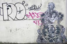 Guided Urban Grafitti Tours