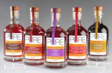 Maple-Based Coffee Syrups