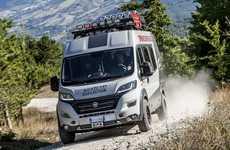 Super-Capacity Camper Vans