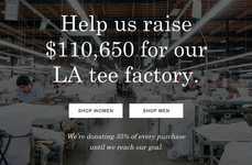 Factory Fundraising Initiatives