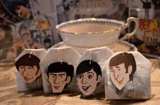 Rocker Tea Tags