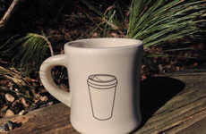 Self-Referential Mug Designs