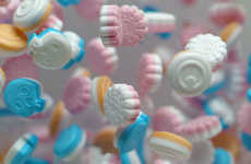 Candied Character Mints