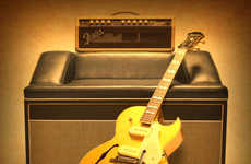 Musical Instrument Furniture