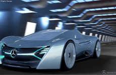 Sculptural Super Cars