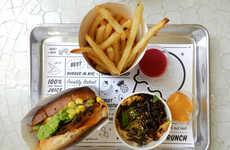 Plant-Based Burger Joints