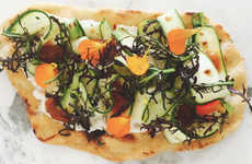 30 Unconventional Meatless Pizzas