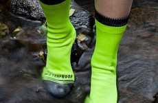 Outdoor Waterproof Socks