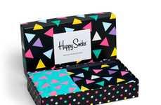 Vibrant Underwear Packaging