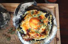 Breaded Egg Bowls