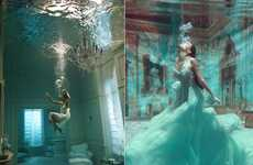 Regal Underwater Portraits