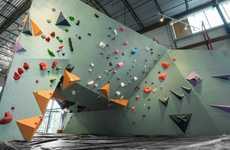 Expansive Bouldering Facilities