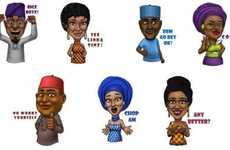 West African Emojis