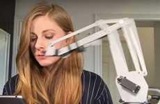 Lipstick-Applying Robots