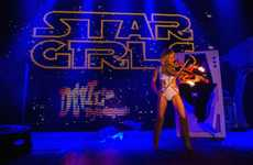 Galactic Burlesque Shows