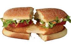 Meatless Fast Food Patties