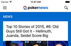 Poker Enthusiast Apps