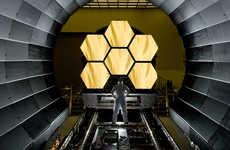 Universe-Revealing Telescopes