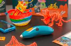 Child-Friendly 3D Pens