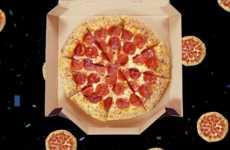 Celebratory Pizza Promotions