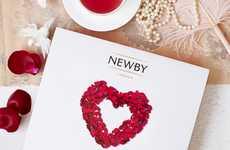 Luxury Valentine's Day Teas