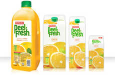 Fortified Fruit Juices