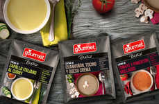 12 Gourmet Soup Products