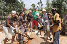 Charity-Focused Family Vacations