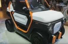 Mobile Battery Cars