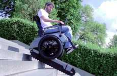 35 Wheelchair Designs