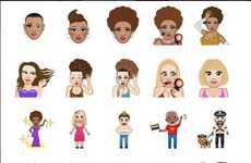 Socially Aware Emoji Apps