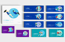 Lifestyle-Depicting Prescription Packaging