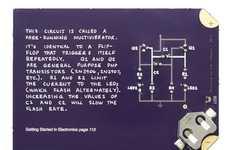 Nostalgic Circuit Boards