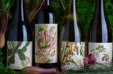 Botanist Vino Branding