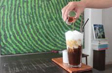 Coffee Jelly Drinks