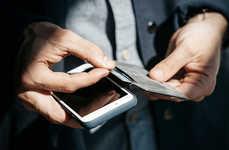 Wallet Smartphone Stands