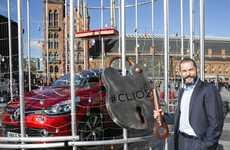Caged Car Installations