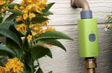 Connected Irrigation Valves