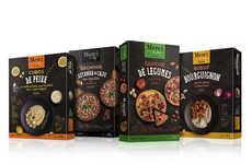 Artisanal Frozen Food Packaging