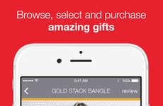 Social Network Gift Apps