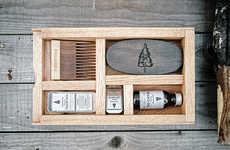 Boxed Beard Care Kits