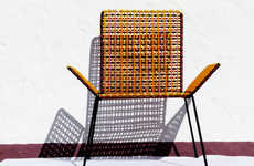 Colorful Charitable Furniture