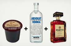 Capsulized Cocktail Recipes