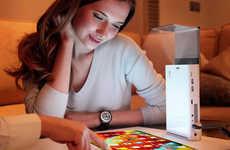 Mini Touchscreen Projectors