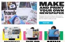 Custom Newspaper Prints