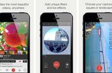 Lightweight Video-Editing Apps