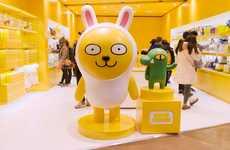 Character-Themed Tech Shops